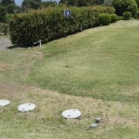 パークゴルフは散々な成績になりました