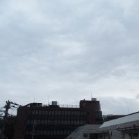東京の今朝の天気(6月21日):小雨