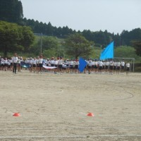 運動会練習開始!