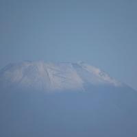 富士山 初冠雪~~~~