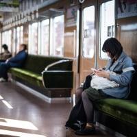 【Mar_24】阪急電車で梅田へ
