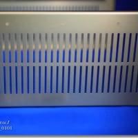 放熱用の穴化加工(パンチング加工とスリット加工)
