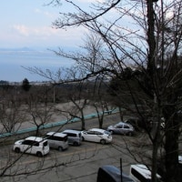 びわ湖バレイからの眺望