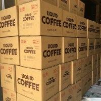 リキッドコーヒー販売開始2017