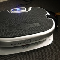 Personal Power Plate デモ機到着!