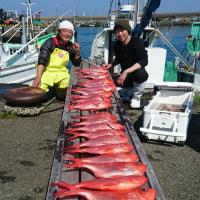 4月3日  キンメ釣り初挑戦