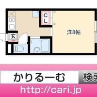 間取図 セルテス名塚・ミトラス名塚・リバーサイド名塚間取り図