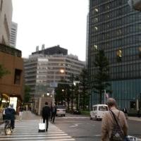 大阪にいます。