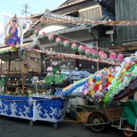 今年の長崎精霊船