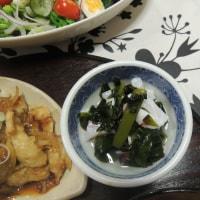 みたらし団子 と 生姜焼き