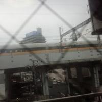 新幹線の見える部屋
