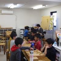 日曜日後半の初級クラス教室