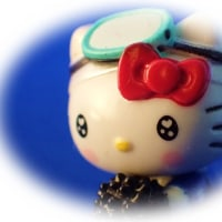 ご当地キティ 533 岩手 久慈 北限の海女 Iwate Kuji Woman diver