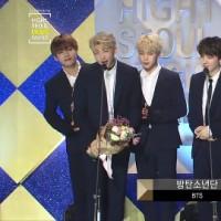 BTS 第26回ソウル歌謡大賞 最高アルバム賞受賞に関する記事