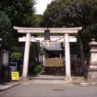 世田谷区「太子堂八幡神社」