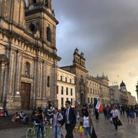 A trip to South America in Columbia
