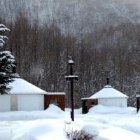 大人の雪の遠足  2