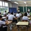 2年生の川柳教室がありました。