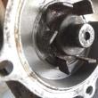 TRX850 水漏れ修理
