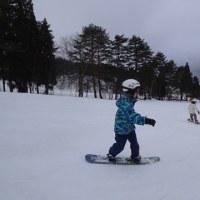 鷲ヶ岳スキー場へ