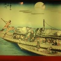 淀川の くらわんか舟