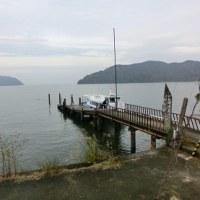 琵琶湖もみじ狩りクルージングと沖島さんぽ