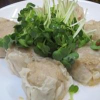 焼き鮭フレークとみそ汁で木曜の昼ご飯