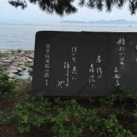 『琵琶湖周航の歌』をめぐる5 二番「雄松(近江舞子)」