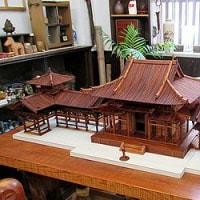 木琴堂で 清田政幸 木彫り作品展