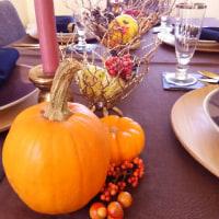 おしゃれなテーブル~ハロウィン~