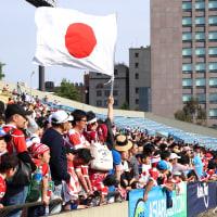 5/6アジアラグビーチャンピオンシップ2017・日本代表VS香港代表
