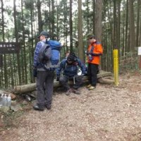 さいたま山遊クラブ新年第1回目のハイキングは青梅丘陵ハイクでした。