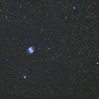 M27亜鈴状星雲