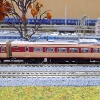 中央線を彩った特急車両 その2 KATOの10-467他 183系0番台