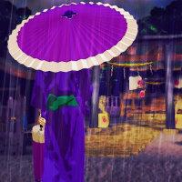 POSER用【番傘(Japanese Umbrella)】