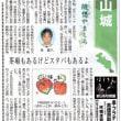 2017年7月28日京都新聞朝刊「随想やましろ」です。
