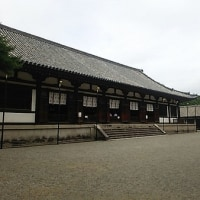ブログ160530 唐招提寺~講堂、礼堂、宝蔵、経蔵