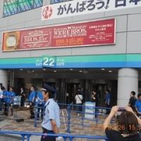 9月26日(月)福山雅治こと、ましゃの東京ドームLIVE