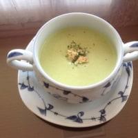 徒長した丹波黒豆は? 赤空豆収穫、旬のグリーンピーススープ!