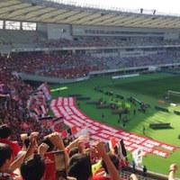 J1 F東京 vs 浦和(味スタ)