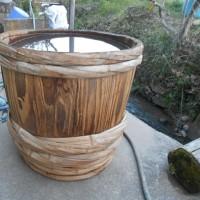 味噌樽は木製がいいのか?
