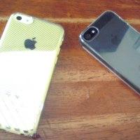 で、iPhoneを乗り換えた