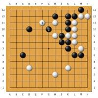 13路トーナメント御礼&天頂の囲碁6