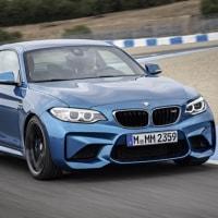 【BMW】新型「M2 クーペ」は直6ツインターボ搭載車に6M/T追加発売!