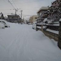 今朝の札幌