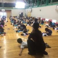 親子教室 in 沼崎小学校