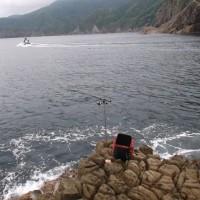 磯釣遊会 5月度例会 in浜坂