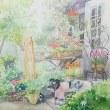 『星野水彩画教室   生徒作品展』のお知らせ