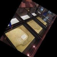 2月17日 大阪府庁・正庁の間 府公館 前期難波宮遺跡 見学