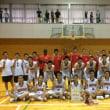 平成29年度 富山市中学校総合選手権大会 優勝